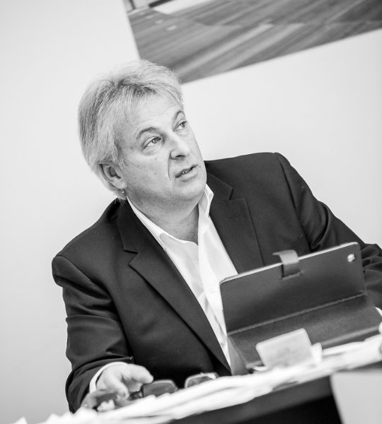 Michael Gerrard, Sales and Acquisitions Director