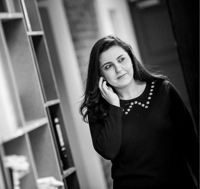 Soraya Gorjian, Procurement and Design Manager