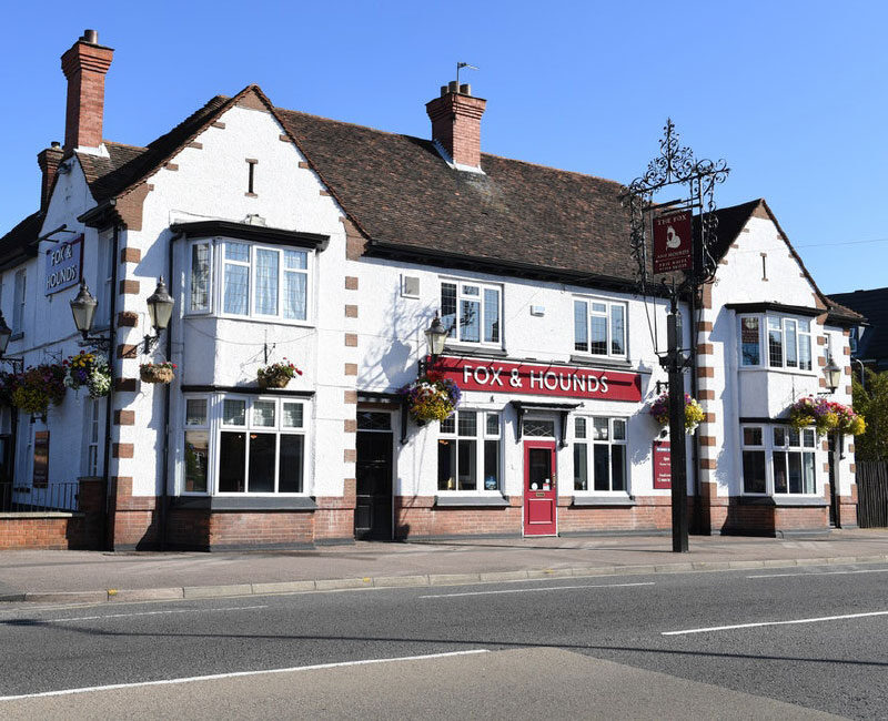 The Fox and Hounds Pub