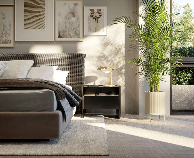 Richardson Mews Bedroom Interior