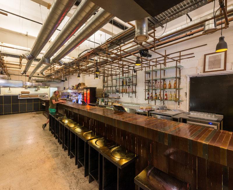 Ground Floor Restaurant Space