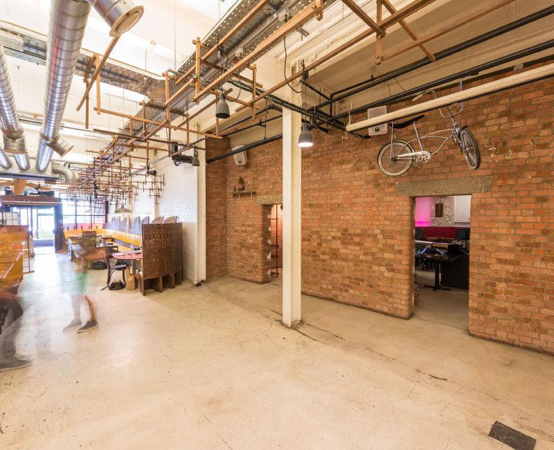 View of Ground Floor Restaurant